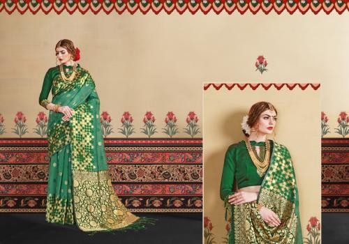 Yadu Nandan Fashion Kranti Silk 29769 Price - 1205