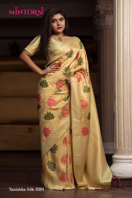 Varsiddhi Fashions Mintorsi 9201  Price - 3000