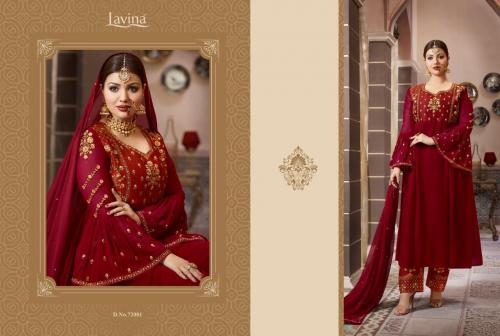 Lavina Fashion 72001-72006 Series