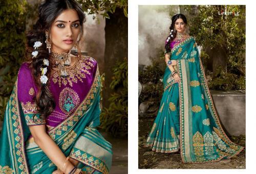 Lifestyle Saree Roopwati 62405 Price - 1562