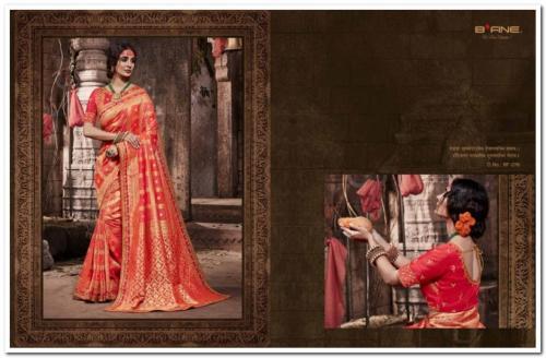 B'Fine Saree Lavya 276 Price - 2995
