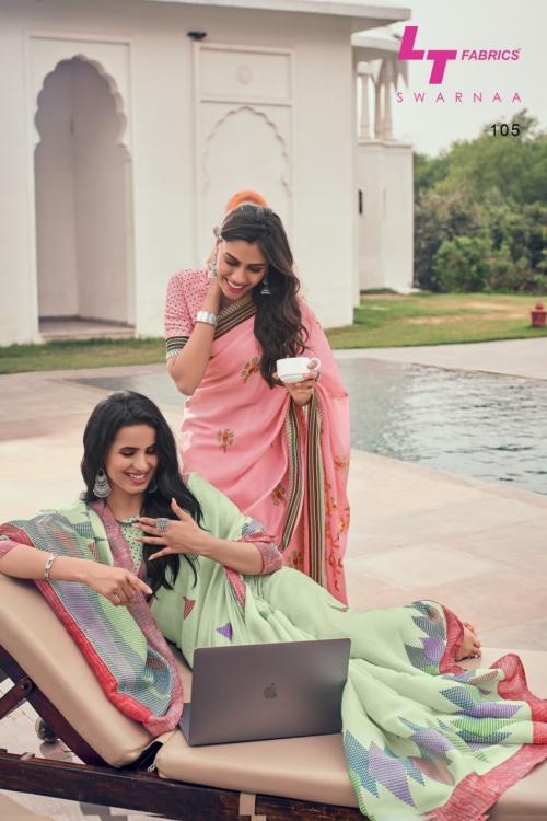 LT Fabrics Swarnaa 105 Price - 849