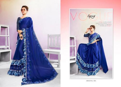 Saroj Saree Tani Bani 1002 Price - 1295