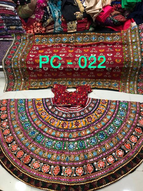 Designer Navratri Special Lehenga Choli PC-022 PC-026 Series