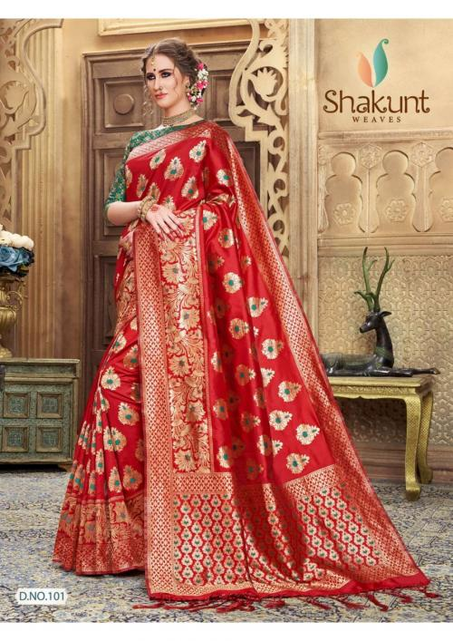 Shakunt Saree Devi 101-104 Series