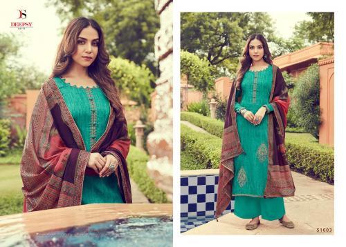 Deepsy Suits Panghat 51003 Price - 750