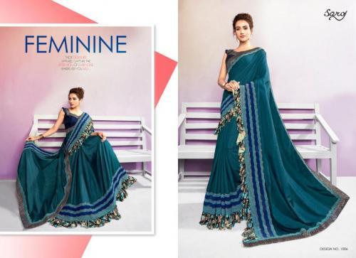 Saroj Saree Tani Bani 1006 Price - 1295
