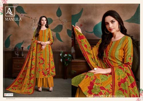 Alok Suits Manjula 337-007 Price - 580