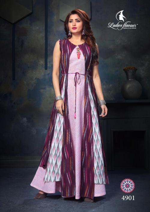 Ladies Flavour Ram-Leela Vol-4 4901-4906 Series