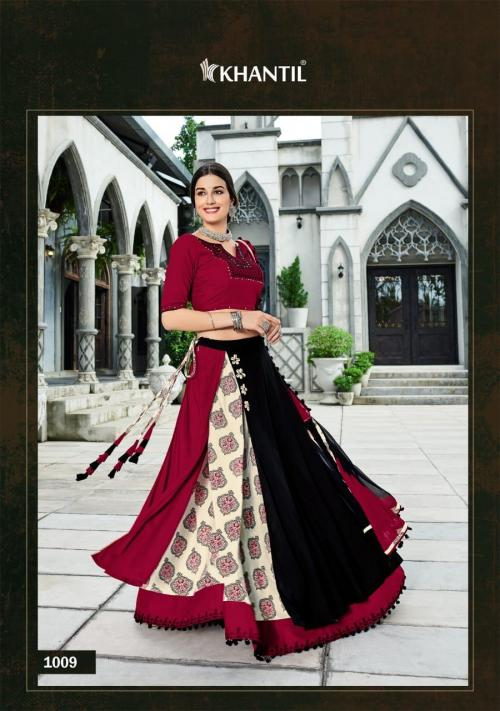 Khantil Ghoomer 1009 Price - 2550