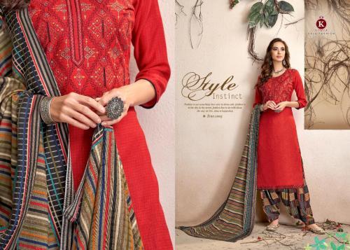Kala Fashion Ishqbaaz Winter Collection 1005 Price - 741