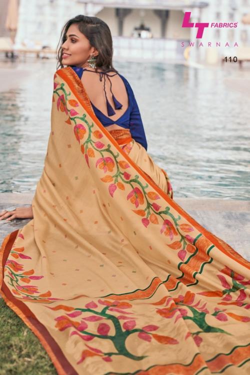 LT Fabrics Swarnaa 110 Price - 849