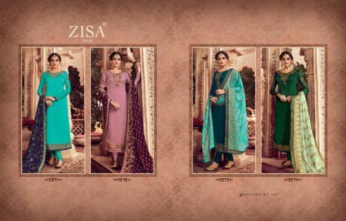 Meera Trendz Zisa 11271-11274 Price - 5980