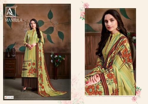 Alok Suits Manjula 337-003 Price - 580