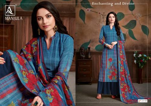 Alok Suits Manjula 337-005 Price - 580