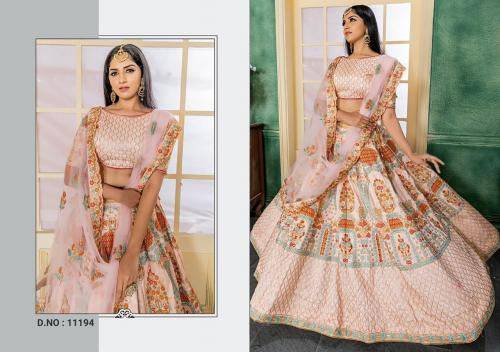 Peafowl Bridal Collection 11194 Price - 2422