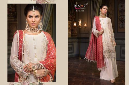 Rinaz Fashion Zeenat 1602 Price - 1499