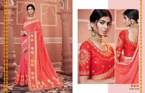 Kessi Fabrics Bandhej 2135
