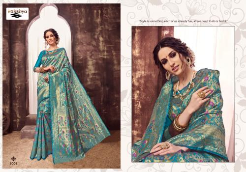 Kakshya Saree 1001-1004 Series