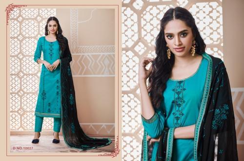 Kessi Fabrics Ramaiya Gehana 10027