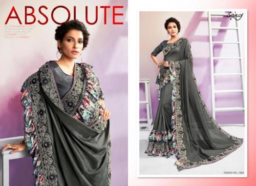 Saroj Saree Tani Bani 1004 Price - 1295