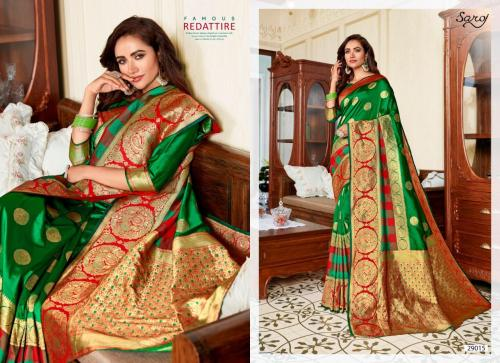 Saroj Saree Shivanjali Vol-3 29015-29020 Series