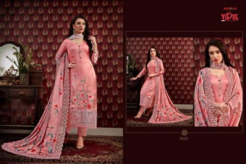 Vipul Fashion Anamika 70121-70129 Series