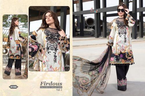 Shree Fabs Firdous Exclusive Collection 6166