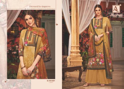 Alok Suit Ankan 434-001-434-008 Series