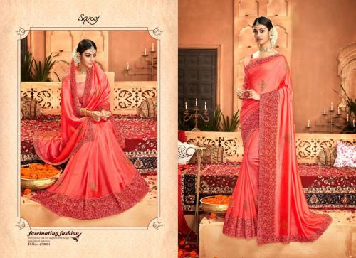 Saroj Sarees Nupur 470001 Price - 1325