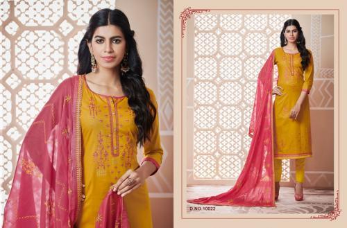 Kessi Fabrics Ramaiya Gehana 10022
