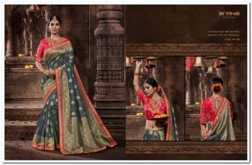 B'Fine Saree Lavya 280 Price - 2795