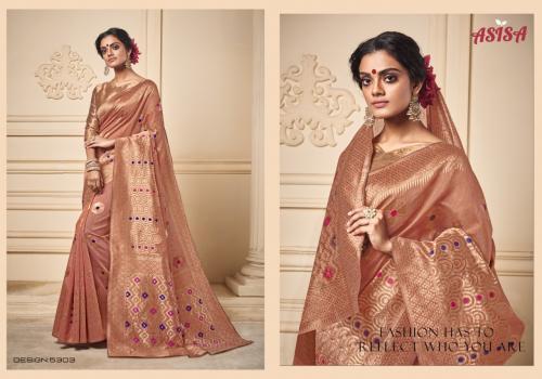 Asisa Saree Poorvi 5303 Price - 1415