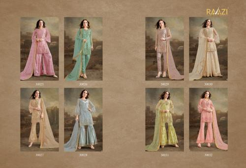 Rama Fashion Razi Taj 30025-30032 Price - 18400
