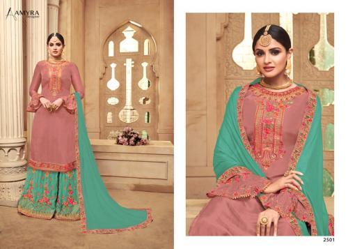Amyra Designer Gharana 2501-2505 Series