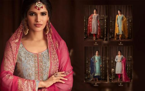 Mohini Fashion Glamour 76001-76004 Price - 7580