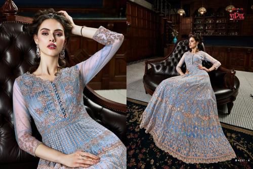 Vipul Fashion Eternity 4537 - Colors