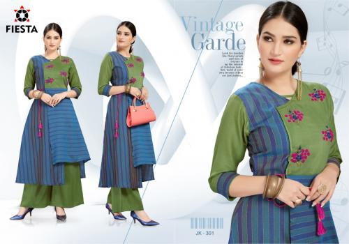 Fiesta Jashan wholesale Kurti catalog