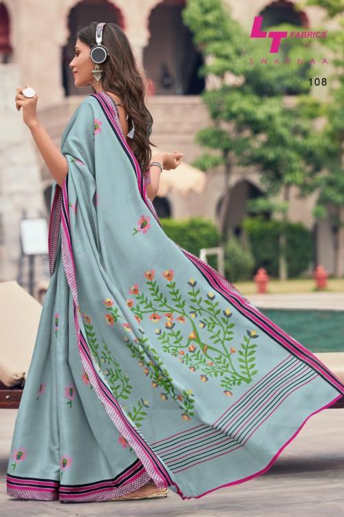 LT Fabrics Swarnaa 108 Price - 849