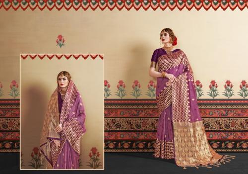 Yadu Nandan Fashion Kranti Silk 29771 Price - 1205