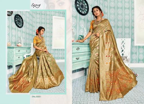 Saroj Saree Sayukta 30001-30006 Series