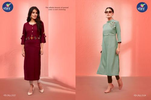 Vitara Fashion Steller 3103-3104 Price - 1198