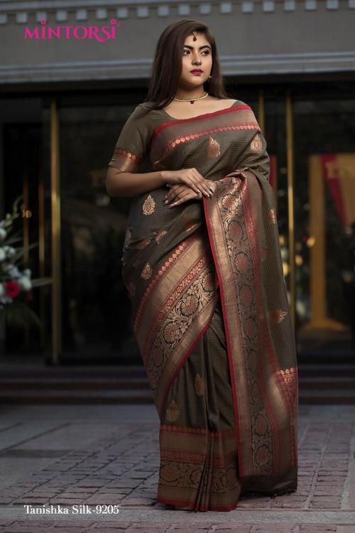 Varsiddhi Fashion Mintorsi 9205  Price - 3000