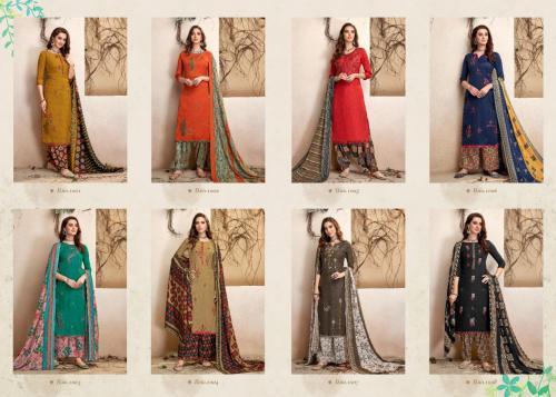Kala Fashion Ishqbaaz Winter Collection 1001-1008 Price - 5928