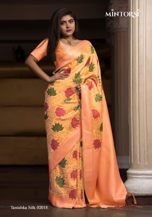 Varsiddhi Fashions Mintorsi 9201 E Price - 3000