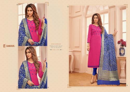 One Choice Gangour Chunri Vol-4 wholesale Salwar Kameez catalog