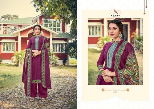 Karra Suits Gulbahar 1001-1008 Series