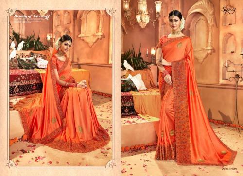 Saroj Sarees Nupur 470006 Price - 1325