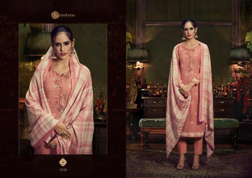 Sadhana Fashion Burberry 9520 Price - 750