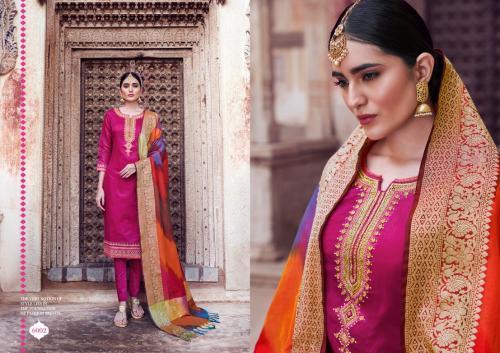 Kessi Fabrics Aabhushan 6002 Price - 1099